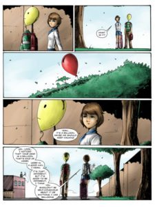 Balloon Boy #1 Page 14