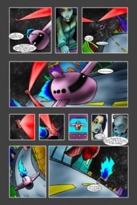Stargirl #1 Page 47 High