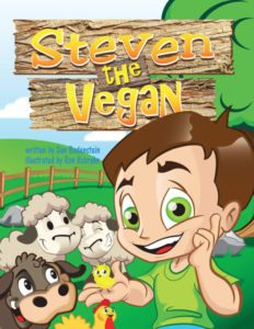Steve_the_Vegan_cover_front