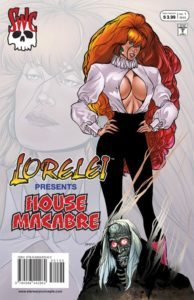 LORELEI PRESENTS: HOUSE MACABRE VOLUME 1, No. 1